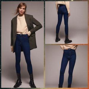 ZARA Super Hi-rise jeans